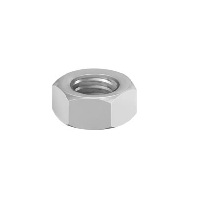 Hex Full Nut - M12 - Pack 10