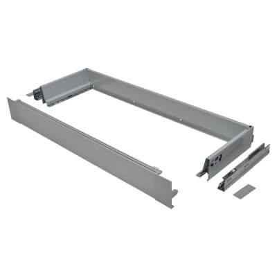 Blum TANDEMBOX ANTARO Internal Drawer - BLUMOTION - (H) 84mm x (D) 270mm x (W) 800mm - Grey