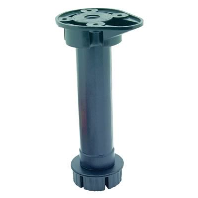 Pro Series Kitchen, Bedroom & Shopfitting Adjustable Leg - 120-150mm - Pack 4