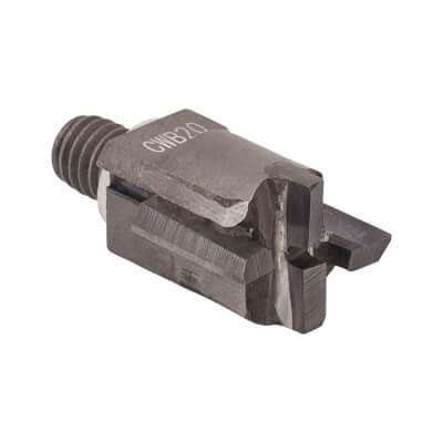 Souber DBB Morticer Carbide Tipped Wood Cutter - 20.0mm