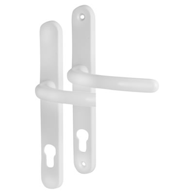 Fab & Fix Balmoral - uPVC/Timber - Multipoint Lever/Lever - 92mm centres - White)