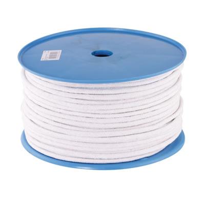 Waxed Cotton Sash Cord - 7mm - 100 metre Coil