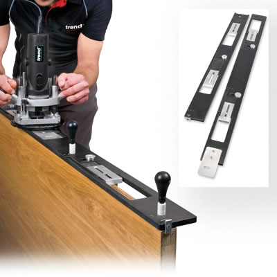 Trend Hinge Router Jig