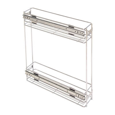 Supra Bottle Lateral Pull Out - Wire Shelves)