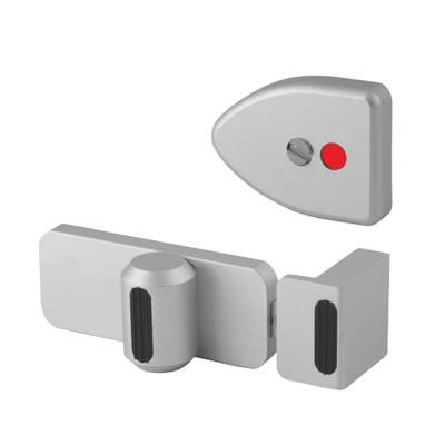 Designer Indicator Bolt - Satin Anodised Aluminium - 17-19mm Panels