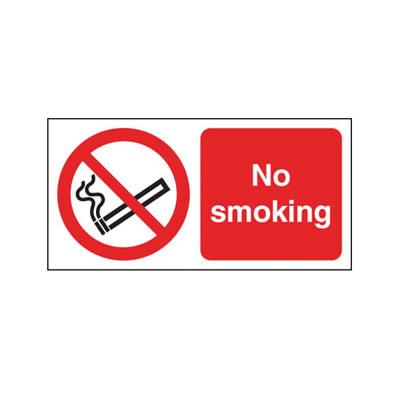 No Smoking)