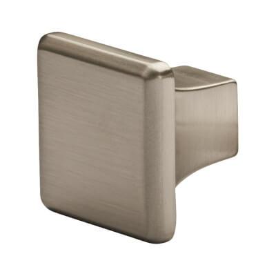 Crofts & Assinder Georgia Cabinet Knob - 32mm - Brushed Nickel
