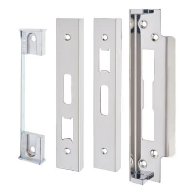 A-Spec Rebate Kit for A-Spec BS8621 Sashlock - Brushed Stainless