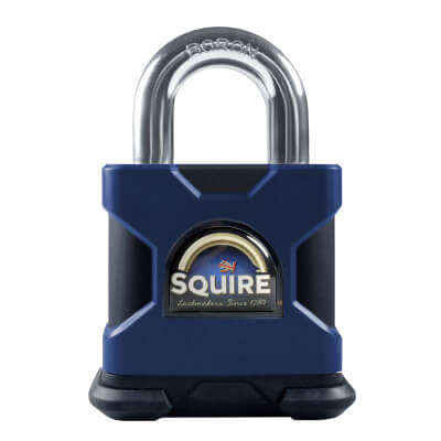 Squire High Security Padlock - 27 x 50mm - Keyed Alike)