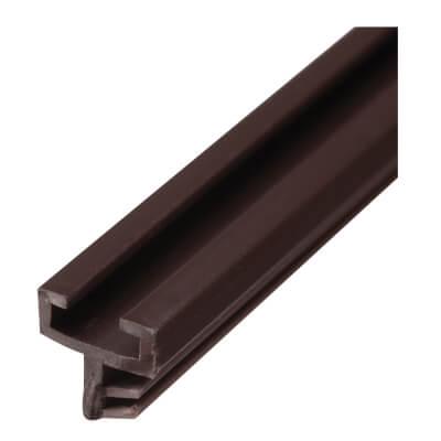 Exitex Centre Leg Pile Carrier - 2200mm - No Pile - Brown