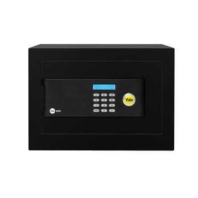 Yale® Home Safe - 250 x 350 x 300mm - Black)