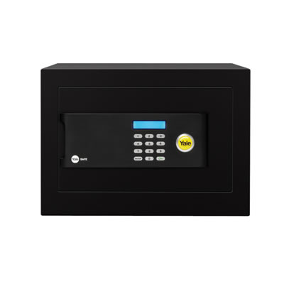 Yale® Home Safe - 250 x 350 x 300mm - Black)