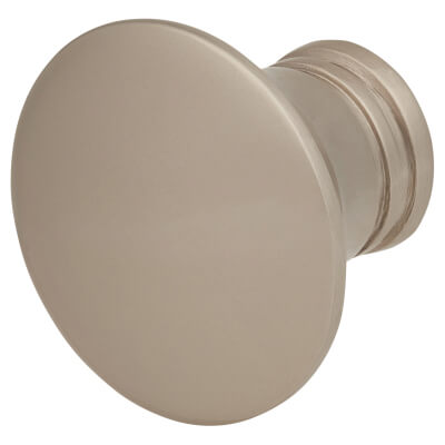 Touchpoint Jest Cabinet Knob - 29mm - Pearl Nickel