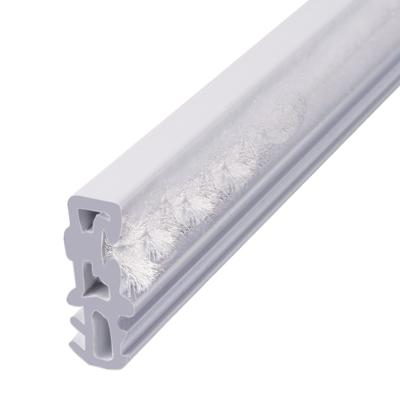 Exitex Brush Parting Bead - 3000mm - White