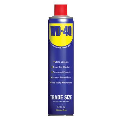 WD-40 Multi Use Can - 600ml)