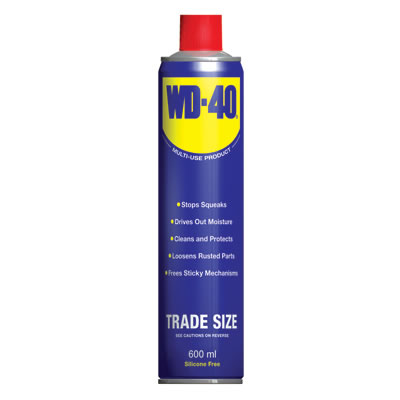 WD-40 Multi Use Can - 600ml)