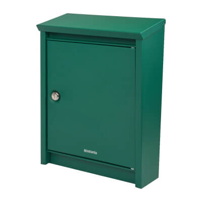 DAD B110 Mailbox - 408 x 308 x 150mm - Green)