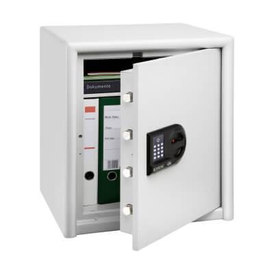 Burg Wächter CL 40 E Combi-Line Electronic Fire Safe - 560 x 495 x 445mm - Light Grey