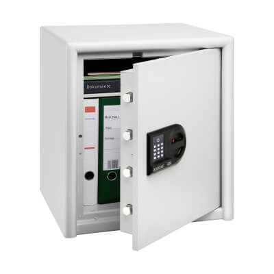 Burg Wächter CL 40 E Combi-Line Electronic Fire Safe - 560 x 495 x 445mm - Light Grey