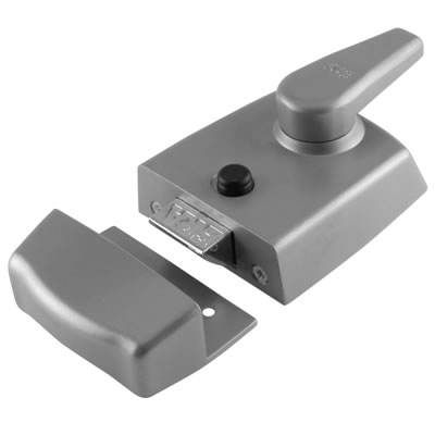 ERA® Replacement Nightlatch - 60mm Backset - Satin)