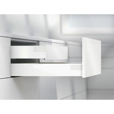 Blum Tandembox Antaro Internal Drawer Pack - Height 83mm x Depth 270mm x Width 500mm - Grey
