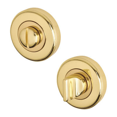 M Marcus Turn & Release - Polished Brass
