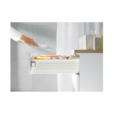Blum Metabox Medium Drawer Pack -  BLUMOTION (Soft Close) - 25kg - 118mm (H) x 400mm (D)