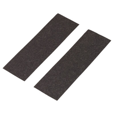 Intumescent Pads For FD30 and FD60 - 100 x 30 x 0.5mm - Pack 24
