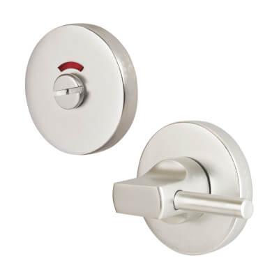 Altro Plus Disabled Turn & Release - Satin Aluminium)