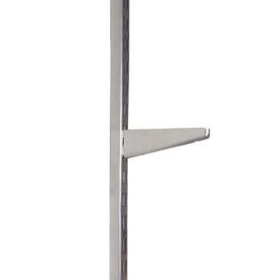 elfa® Bracket for Solid Shelving - 170mm - Silver