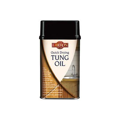 Liberon Quick Drying Tung Oil - 250ml)