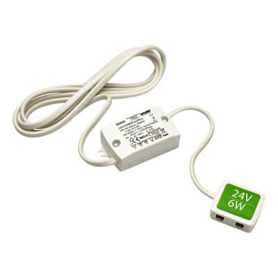 Sensio LED Driver - 6W/24V - 4 Port LED Block)