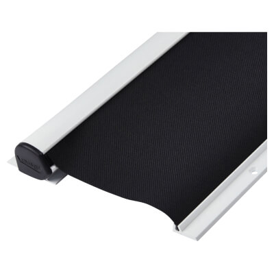 Strand FP200 Finger Protector With Black Fire Retardant Fabric - 1925mm - White)