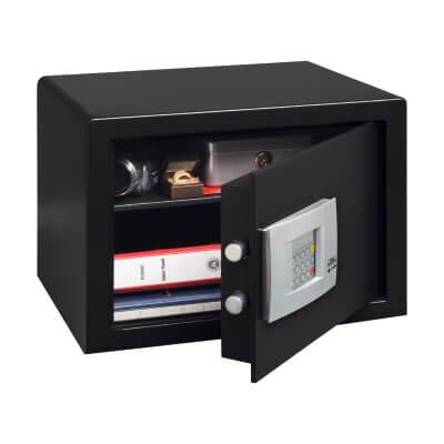 Burg Wächter P 3 E KA4 Hotel PointSafe Electronic Safe - 320 x 442 x 350mm - Black)