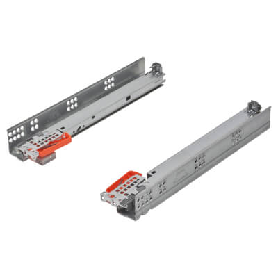 Blum TANDEM BLUMOTION Soft Close Drawer Runners - Full Extension - 300mm - 30kg