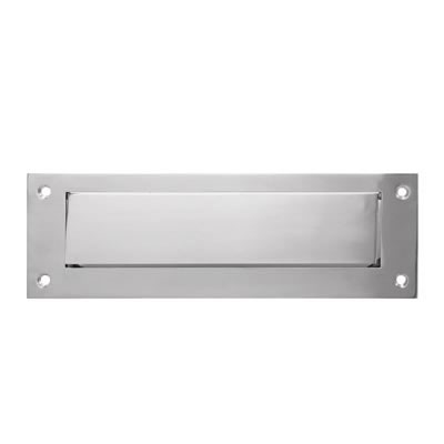 Altro Inner Letter Tidy - 330 x 100mm - Polished Stainless Steel