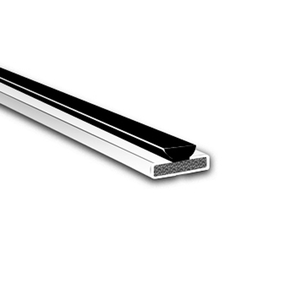 Fire & Smoke Intumescent Pack - 15 x 4mm - White - Single Door)
