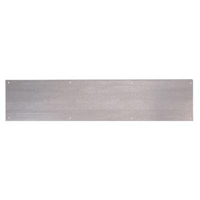 Kick Plate - 800 x 200 x 1.5mm - Galvanised Steel)