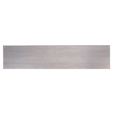 Kick Plate - 800 x 200 x 1.5mm - Galvanised Steel