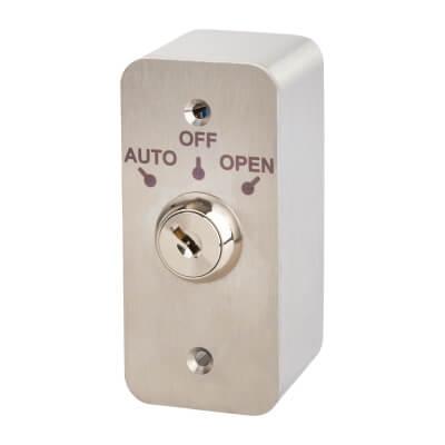 3-POS KS 3-Position Key Switch)