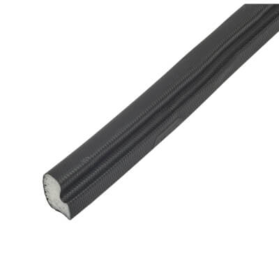 Schlegel Q-Lon 9154 Universal uPVC Window Replacement Seal - 25m - Black