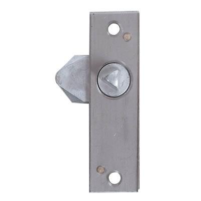 Standard Budget Lock - 78 x 23mm - Diecast bolt)