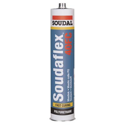 Soudal Soudalflex 40FC - 310ml - Grey)