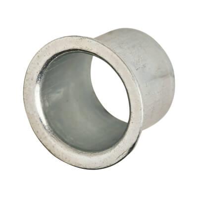Ferrule Type Escutcheon - Bright Zinc Plated