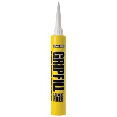 Evo-Stik Gripfill Solvent Free Grab Adhesive - 350ml