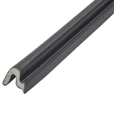 Schlegel Q-Lon 48447 T-Slot Flipper Seal - 10m - Black