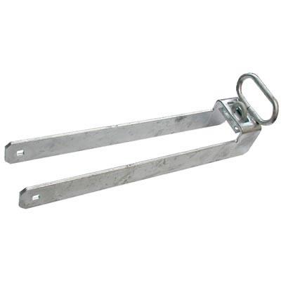 Throw-Over Gate Loop - 450mm - Galvanised