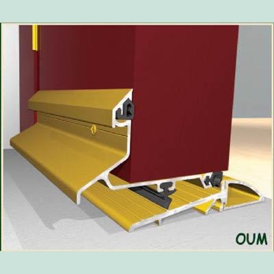 Exitex Threshold & Weatherbar Kit - 914mm - Outward Opening Doors - Gold)