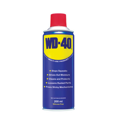 WD-40 Multi Use Can - 200ml)