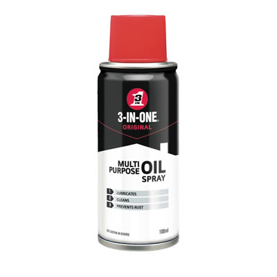 3-IN-ONE Original Multipurpose Aerosol Oil Spray)